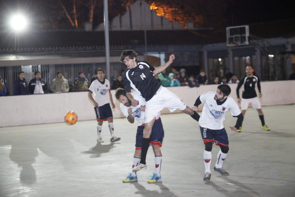 Futsal Regatas vs Talleres