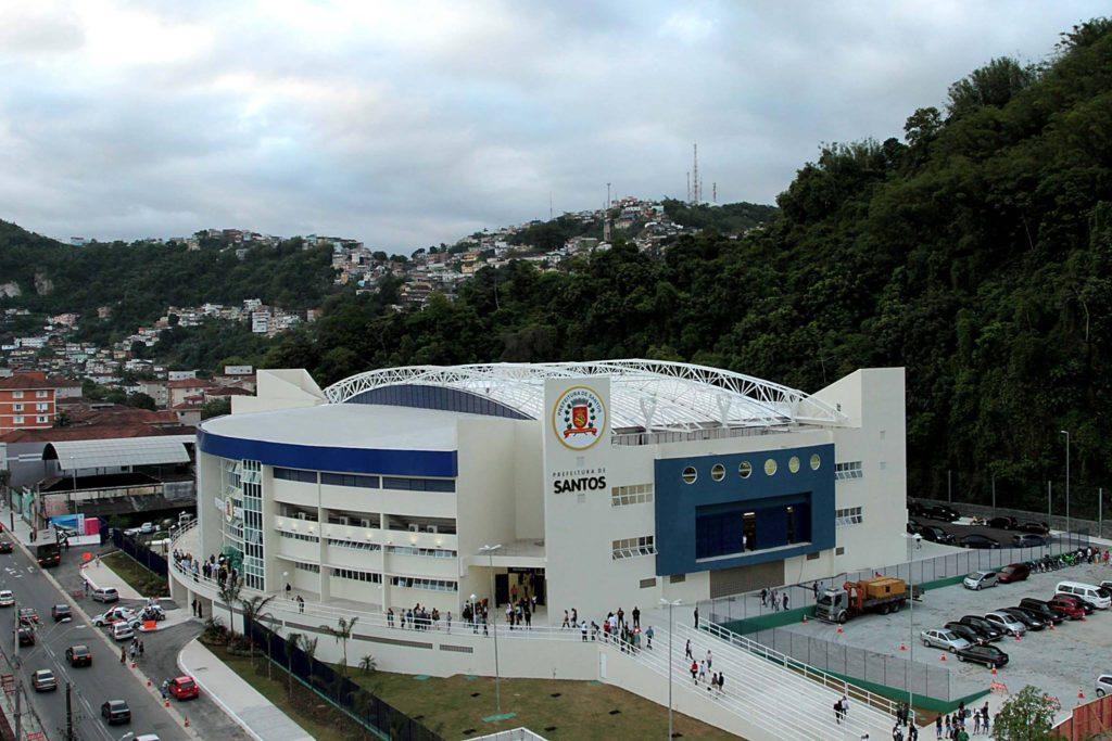 El estadio de Brasil donde se jugará el Sudamericano
