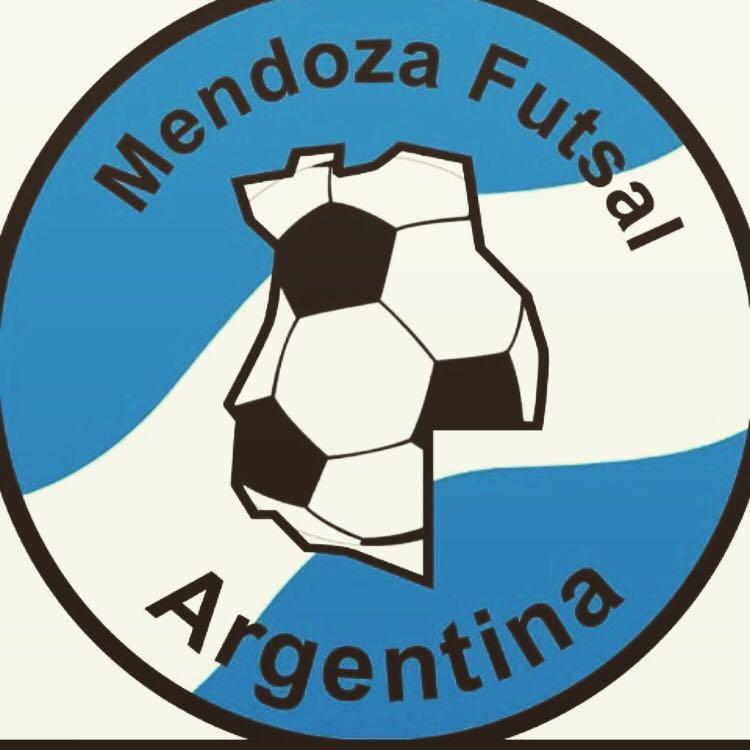 Este es el escudo de Mendoza Futsal