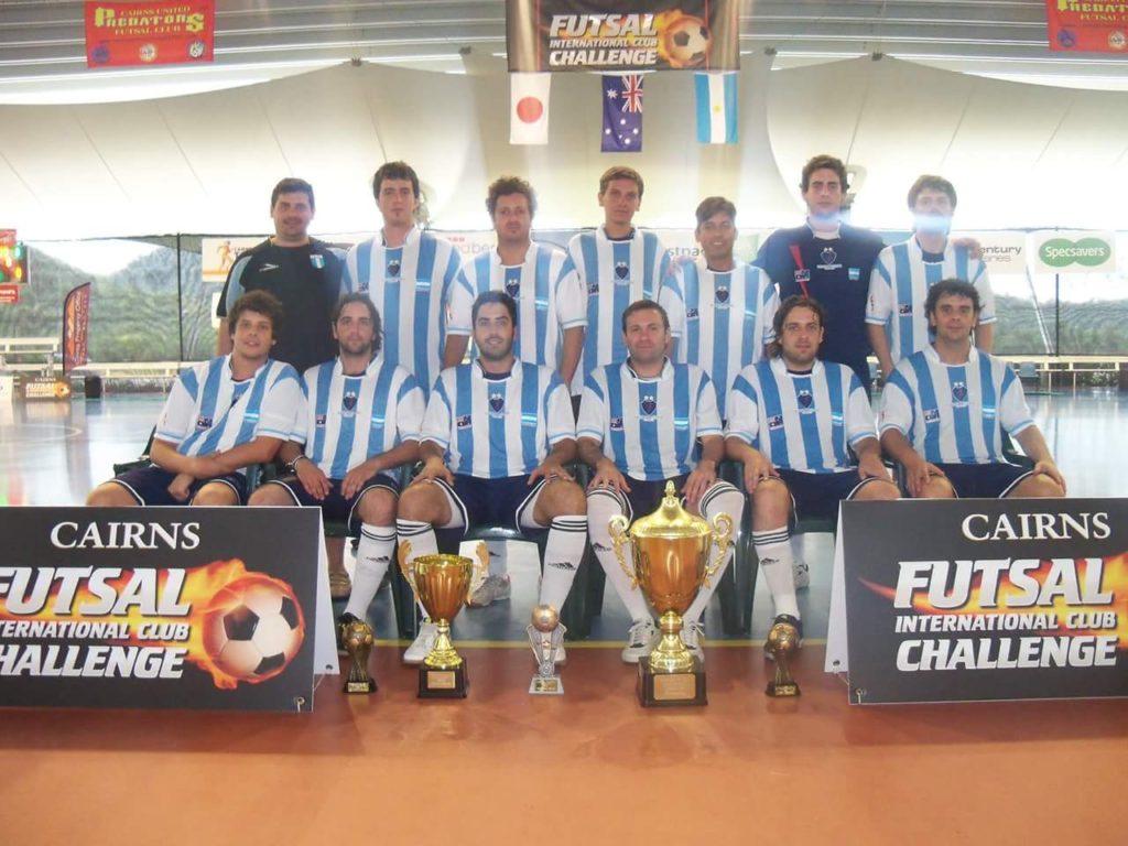 Velocidad y Resistencia de Rosario jugó el torneo en 2012