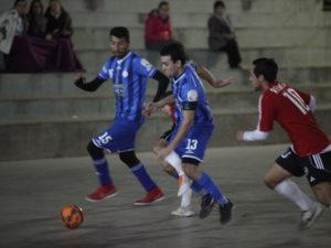 Futsal entre Regatas y Jockey Club
