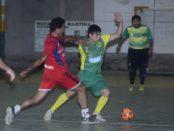 Futsal - Cemetistavs vs Talleres