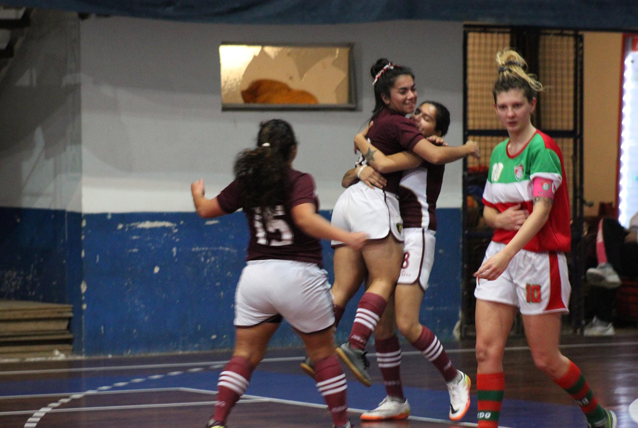 Resultado de imagen para futsal, cerede femenino