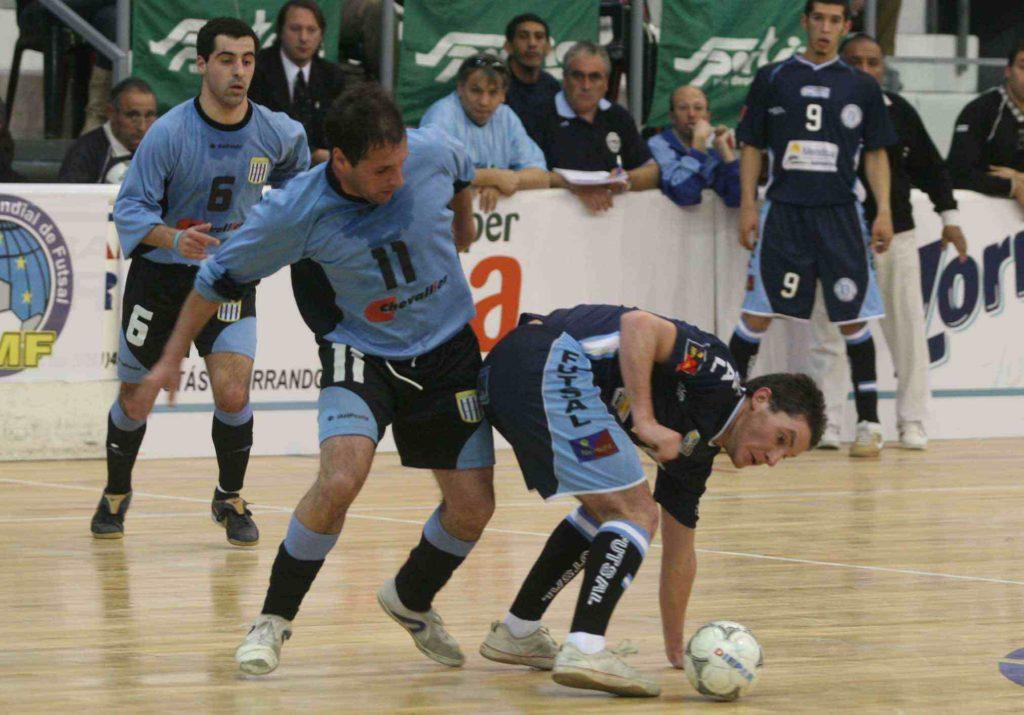 MUNDIAL DE FUTSAL - ARGENTINA VS. URUGUAY -
