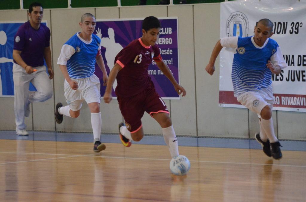 MENDOZA RIO GALLEGOS FUTSAL 1
