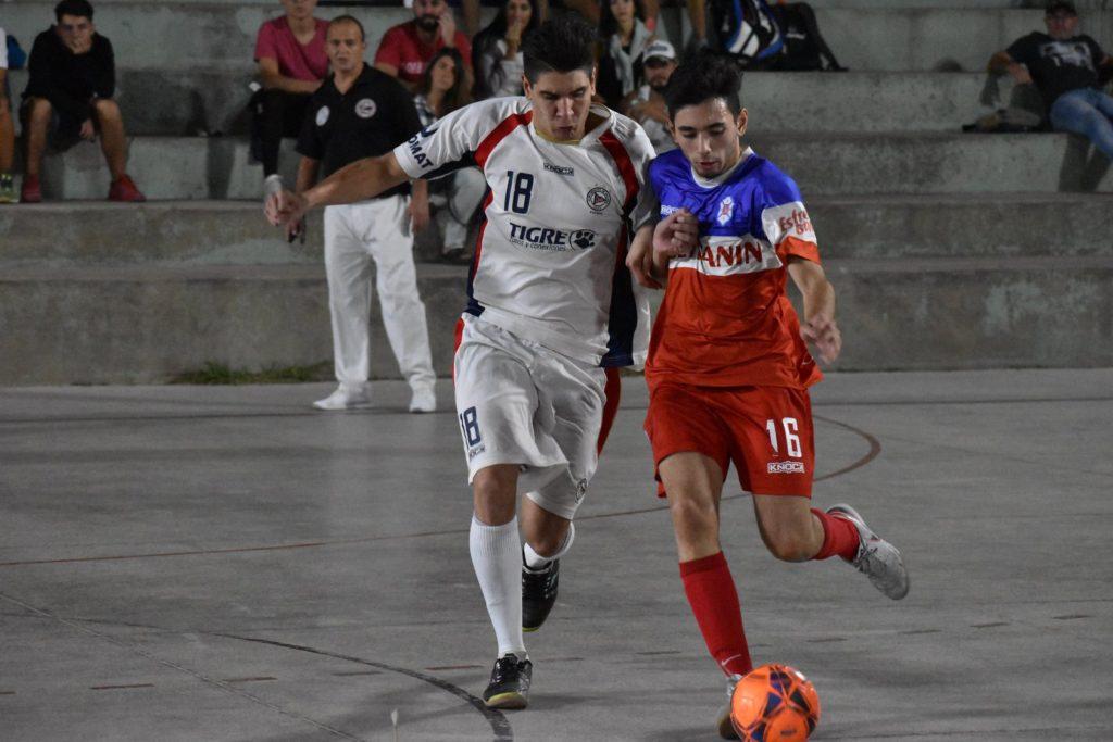 futsal Regatas B - San Jose