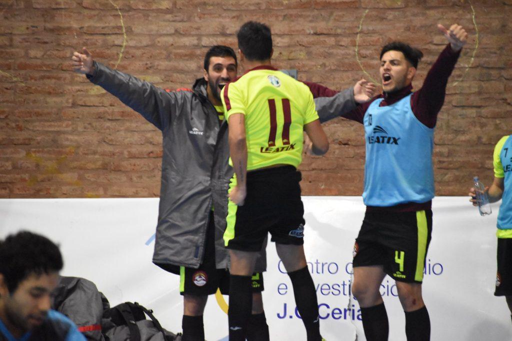 Futsal Mendoza - Cuenca Carbonífera / Futsal de Primera