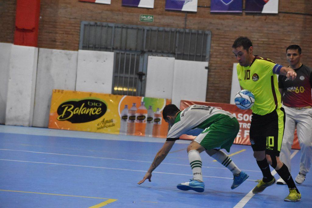 Futsal. Mendoza - Comodoro Riadavia /Futsal de Primera