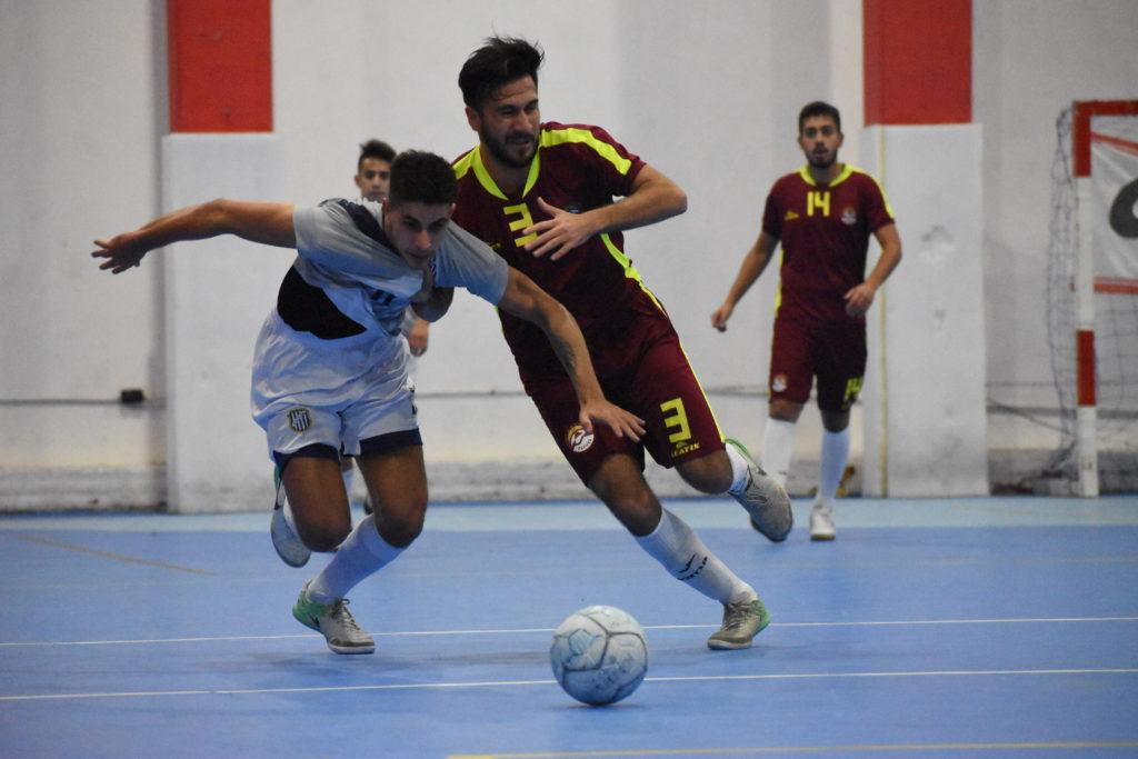 futsal Mendoza - Posadas Christian Sosa