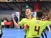 Futsal Mendoza - Ushuaia /Futsal de Primera