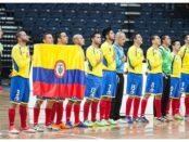 colombia futsal