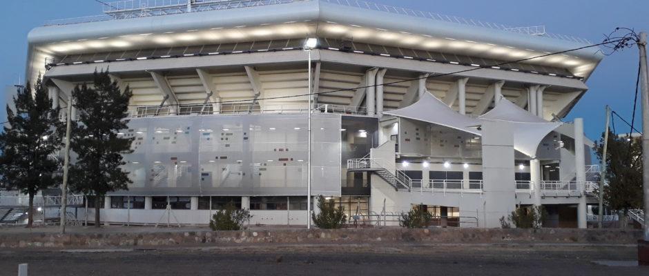 estadio cubierto malvinas Argentinas / Futsal de Primera