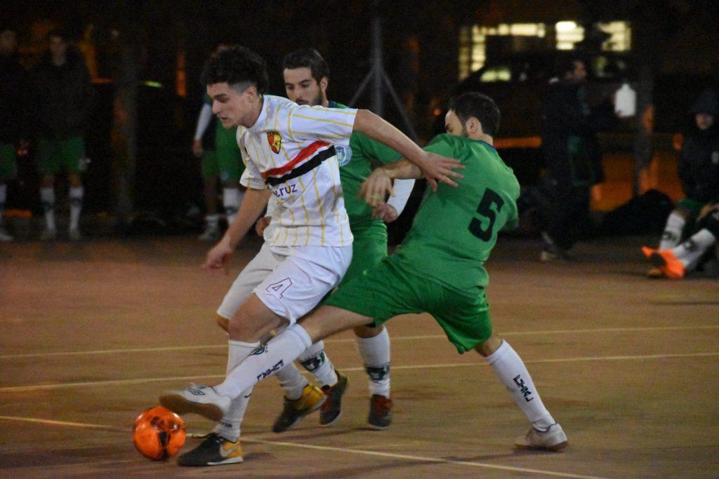 Futsal. CUC - Cerede /Futsal de Primera