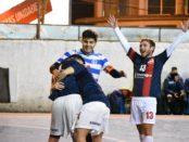 Futsal. Círculo Policial - Regatas B/ Futsal de Primera