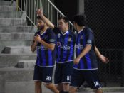 Futsal. Regatas A - Círculo Policial / Futsal de Primera