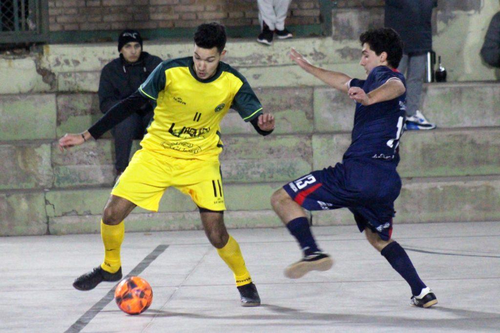 futsal Regatas A - Cementista /Futsal de Primera