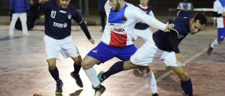 Futsal. General San Martín - Regatas A/ Futsal de Primera