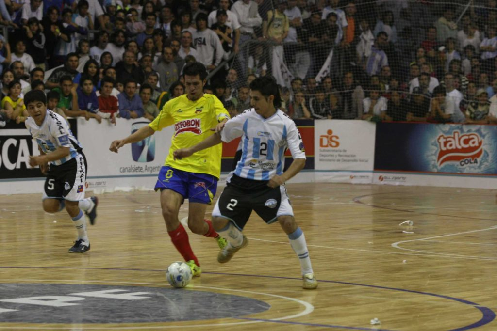 Argentina Colombia Mundial 2007