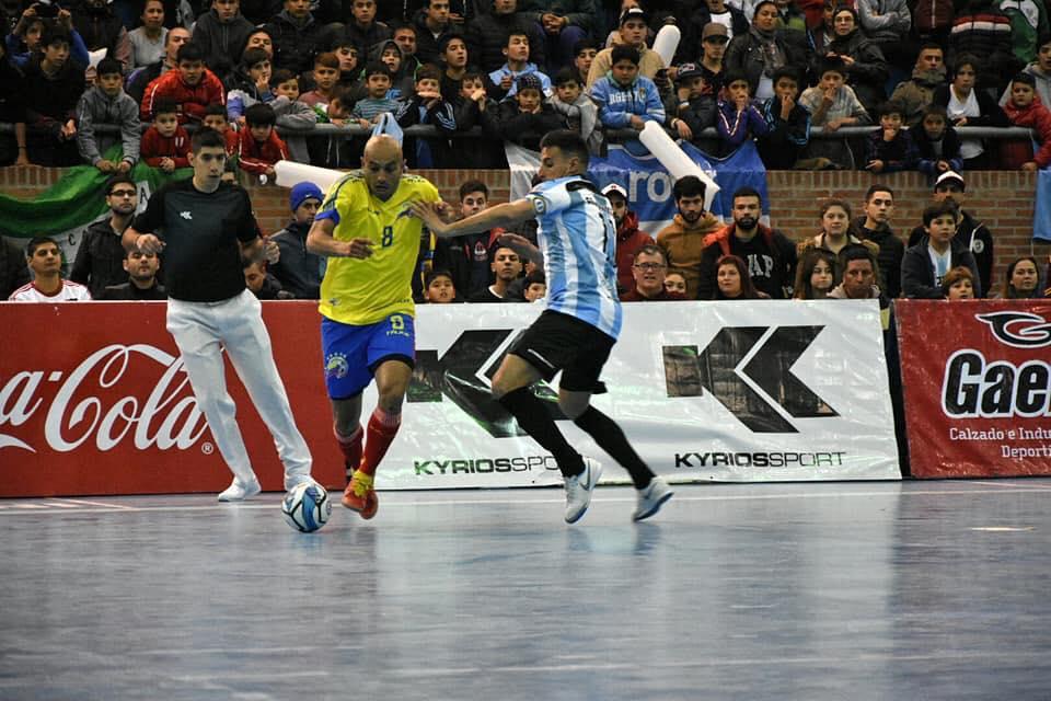 En Buenos Aires, Colombia se quedó con la victoria ganando por penales. Foto: Prensa CAFS