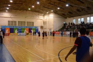 El estadio Luis Hurgo donde se jugará el torneo