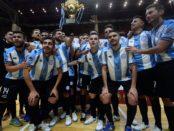 Argentina Colombia futsal