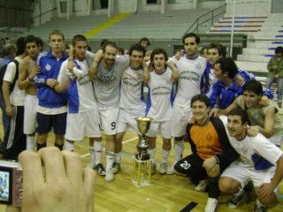 El inicio de todo. El equipo que fue campeón del Apertura 2009.
