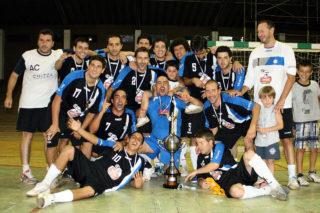 La Copa Mendoza 2011 fue otro de los tantos logros obtenidos en diez años.