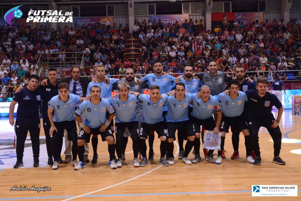 uruguay futsal amf